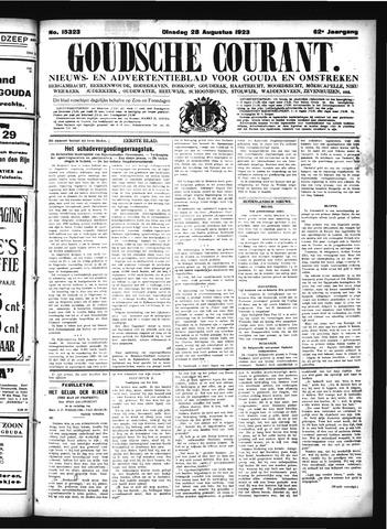 Goudsche Courant 1923-08-28