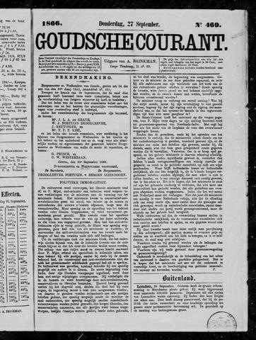 Goudsche Courant 1866-09-27
