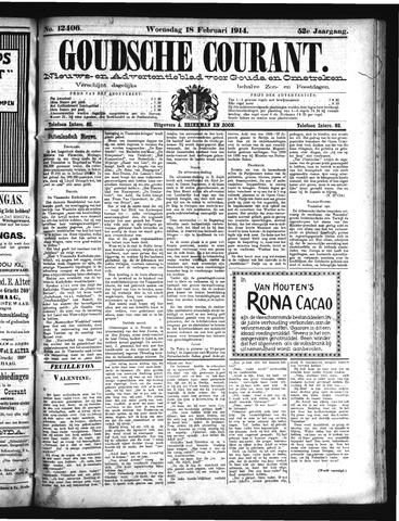 Goudsche Courant 1914-02-18