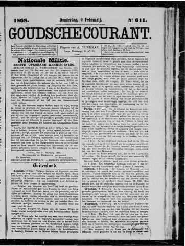 Goudsche Courant 1868-02-06