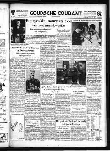Goudsche Courant 1957-06-22
