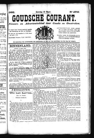 Goudsche Courant 1892-03-19
