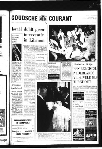 Goudsche Courant 1969-10-24