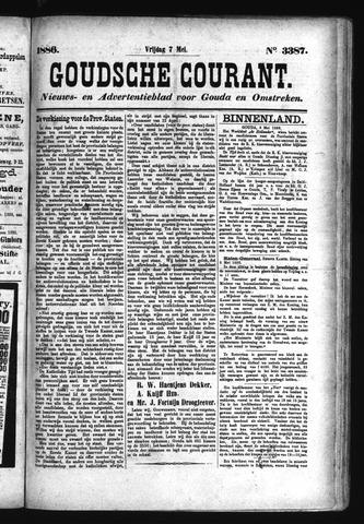 Goudsche Courant 1886-05-07