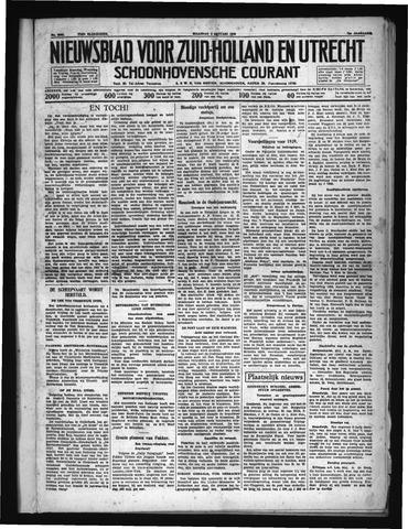Schoonhovensche Courant 1939-01-02