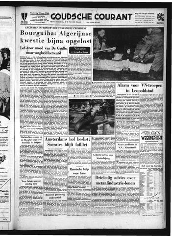 Goudsche Courant 1960-11-24