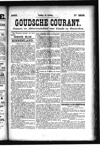 Goudsche Courant 1887-10-30