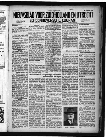 Schoonhovensche Courant 1948-01-14