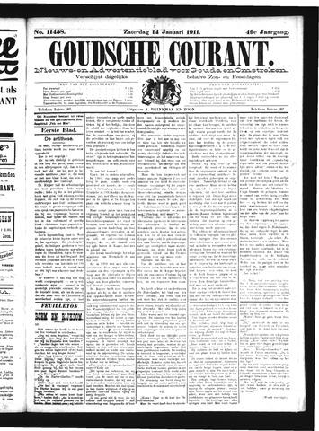 Goudsche Courant 1911-01-14