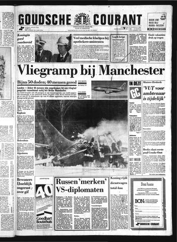 Goudsche Courant 1985-08-22