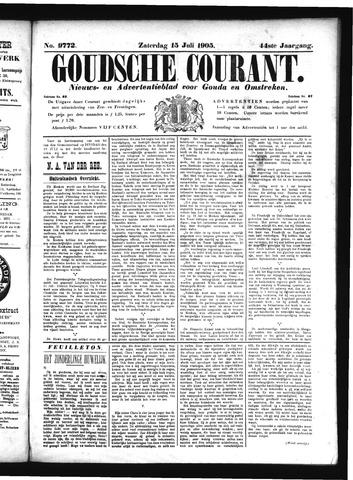 Goudsche Courant 1905-07-15