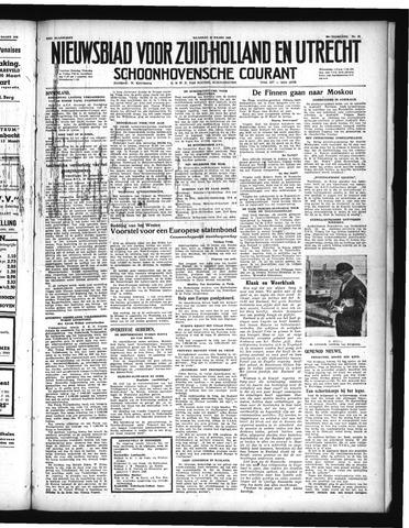 Schoonhovensche Courant 1948-03-15