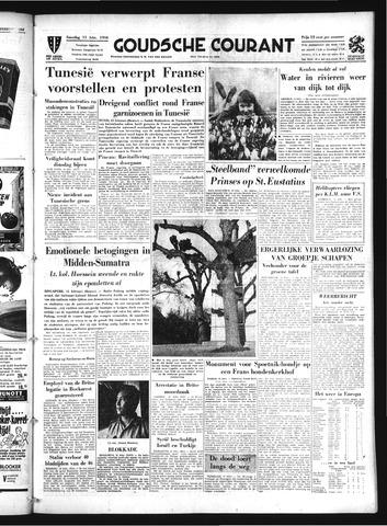 Goudsche Courant 1958-02-15