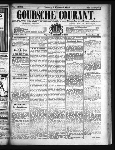 Goudsche Courant 1914-02-03