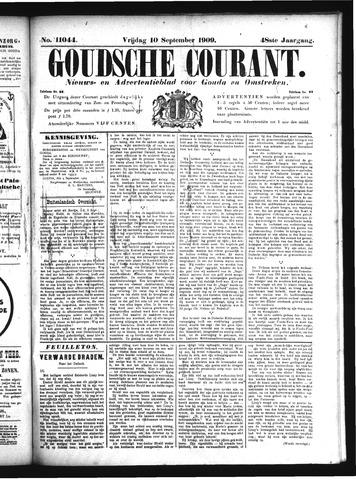 Goudsche Courant 1909-09-10