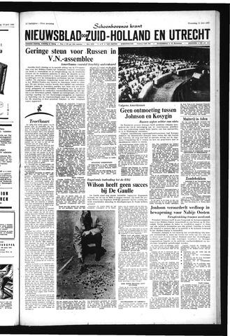 Schoonhovensche Courant 1967-06-21
