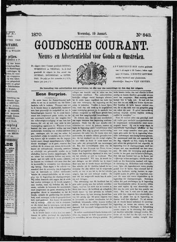 Goudsche Courant 1870-01-19