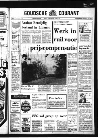 Goudsche Courant 1976-09-24