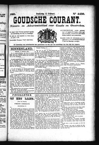 Goudsche Courant 1891-02-12