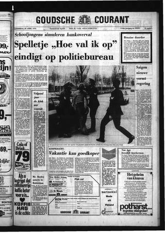 Goudsche Courant 1975-04-24