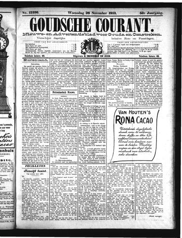 Goudsche Courant 1913-11-26