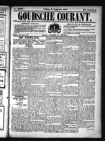 Goudsche Courant 1918-08-09