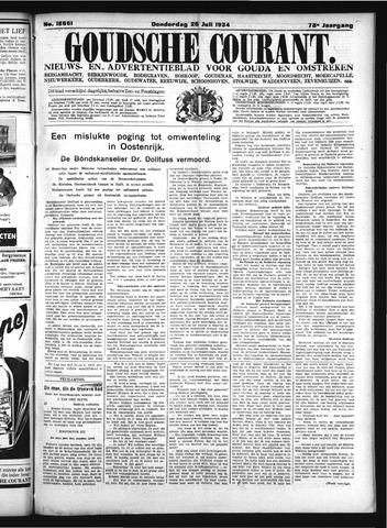 Goudsche Courant 1934-07-26