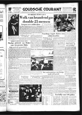 Goudsche Courant 1954-01-19