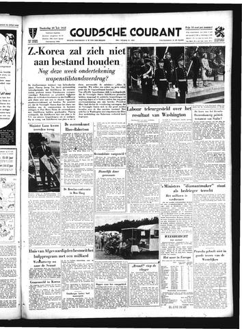 Goudsche Courant 1953-07-23