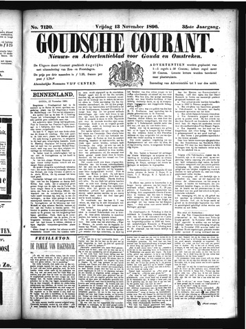 Goudsche Courant 1896-11-13