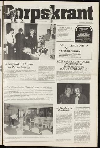 Dorpskrant 1988-11-23