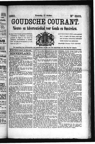 Goudsche Courant 1880-10-27