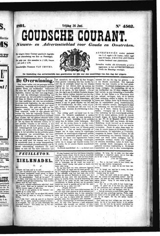 Goudsche Courant 1891-06-26