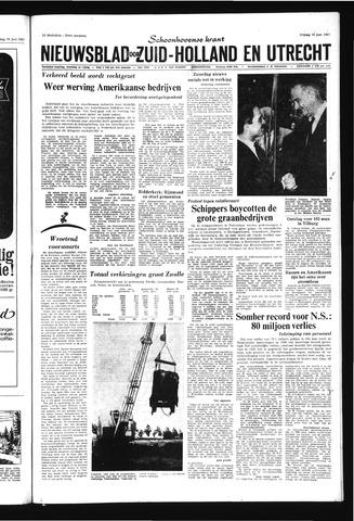 Schoonhovensche Courant 1967-06-30