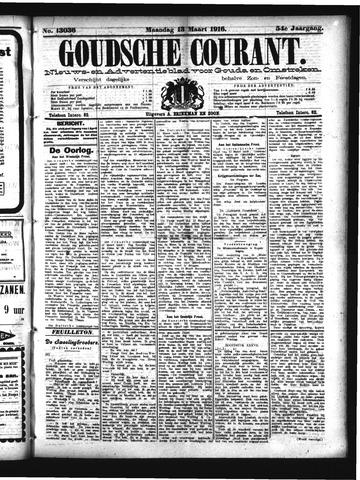 Goudsche Courant 1916-03-13