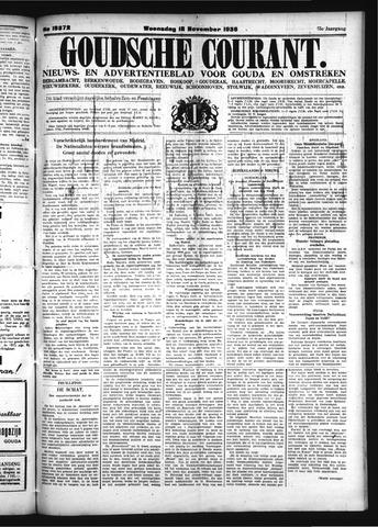 Goudsche Courant 1936-11-18