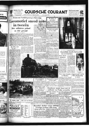 Goudsche Courant 1954-11-01