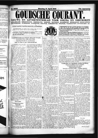 Goudsche Courant 1936-04-21