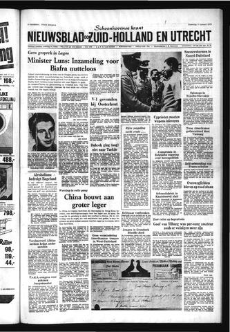 Schoonhovensche Courant 1970-01-19