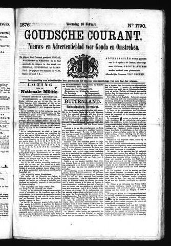 Goudsche Courant 1876-02-16