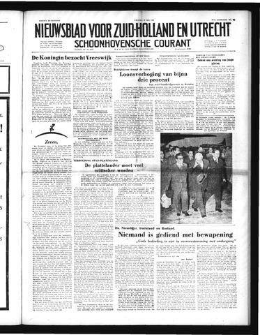 Schoonhovensche Courant 1952-05-30