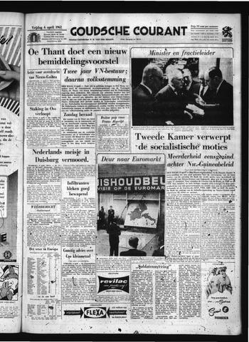 Goudsche Courant 1962-04-06