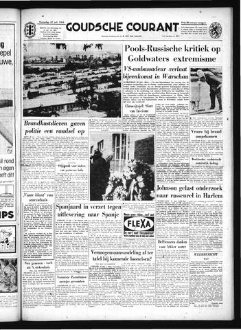 Goudsche Courant 1964-07-22