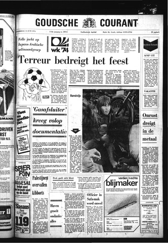 Goudsche Courant 1974-06-13