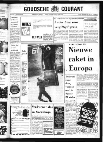 Goudsche Courant 1979-08-08