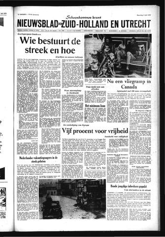 Schoonhovensche Courant 1970-07-06
