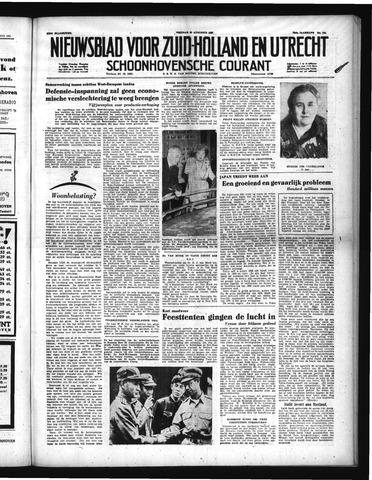 Schoonhovensche Courant 1951-08-31