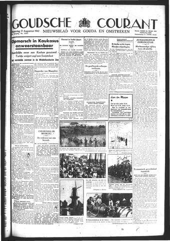 Goudsche Courant 1942-08-17