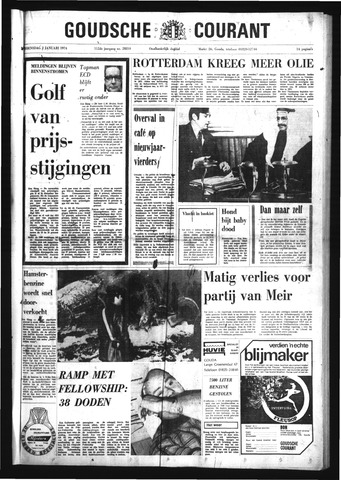 Goudsche Courant 1974-01-02