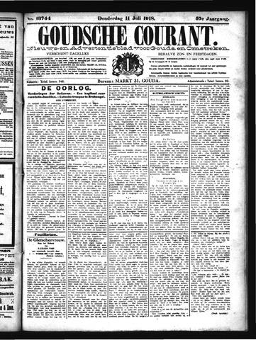 Goudsche Courant 1918-07-11